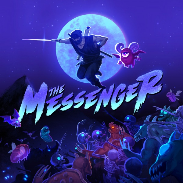 The Messenger, Covermotiv/Artwork