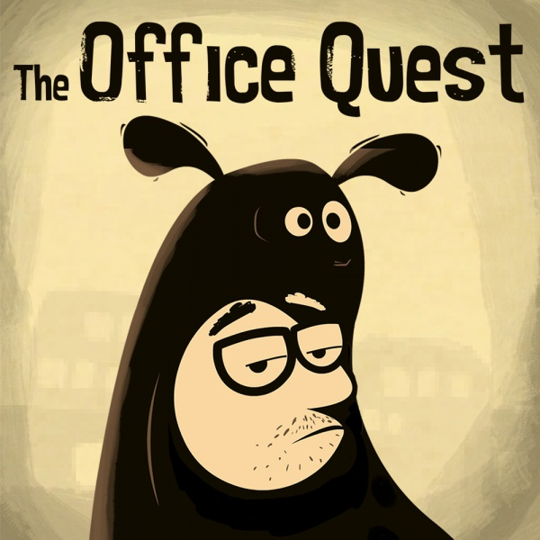 The Office Quest, Covermotiv/Artwork
