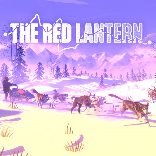 The Red Lantern, Covermotiv/Artwork