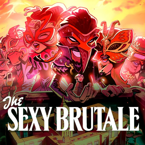 The Sexy Brutale, Covermotiv