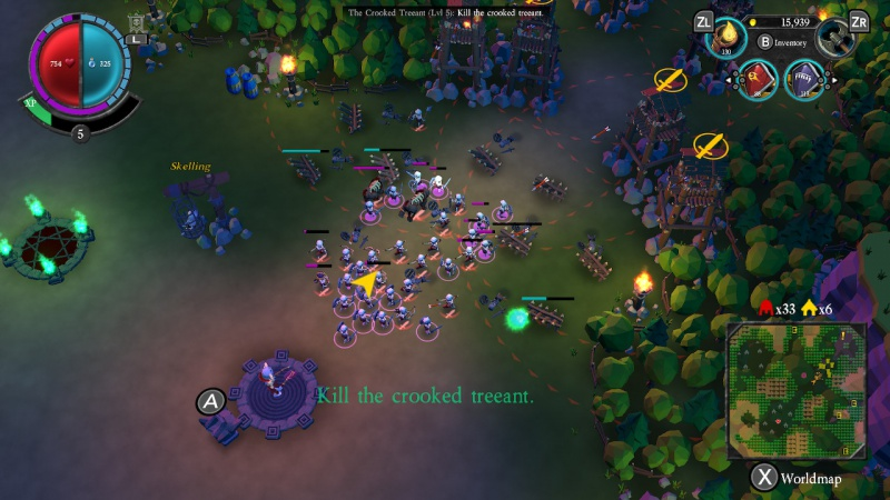 Undead Horde, Screenshot #7