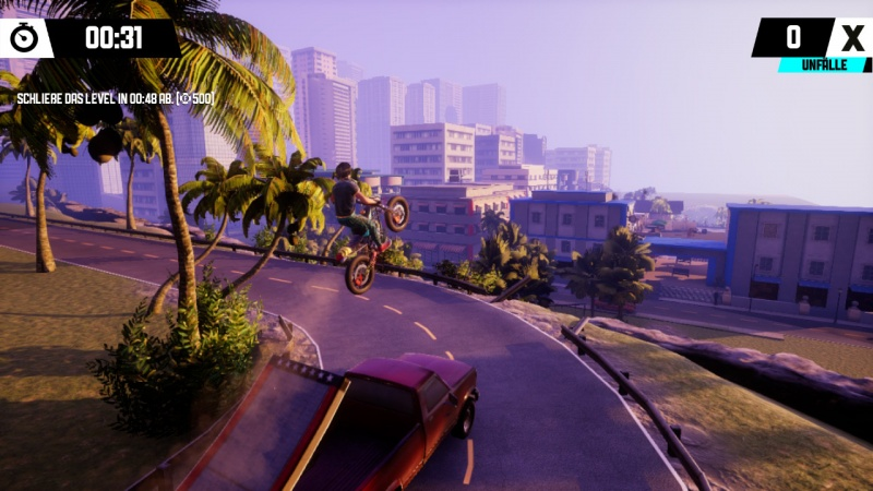 Urban Trial Playground, Screenshot #6