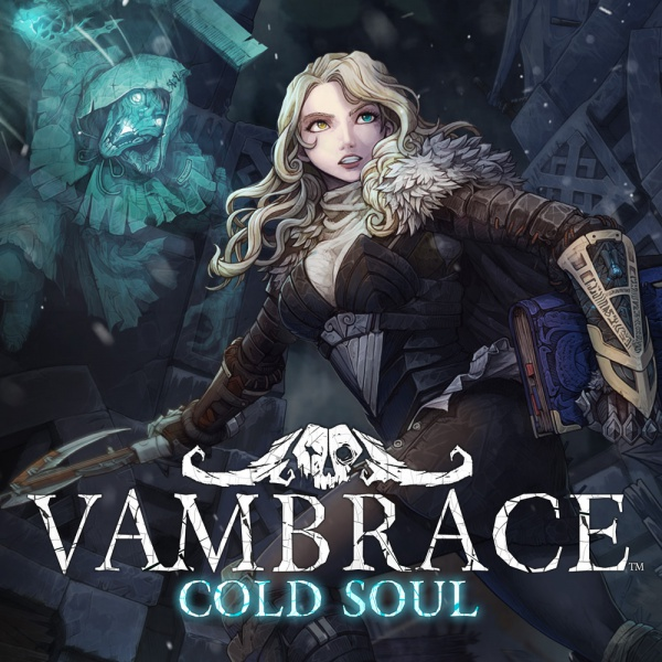 Vambrace: Cold Soul, Covermotiv/Artwork