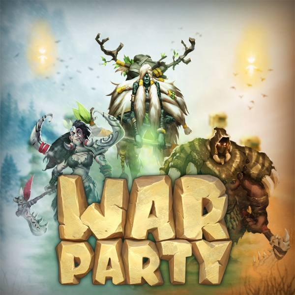 Warparty, Covermotiv/Artwork