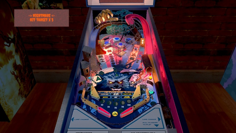 Werewolf Pinball, Screenshot #4