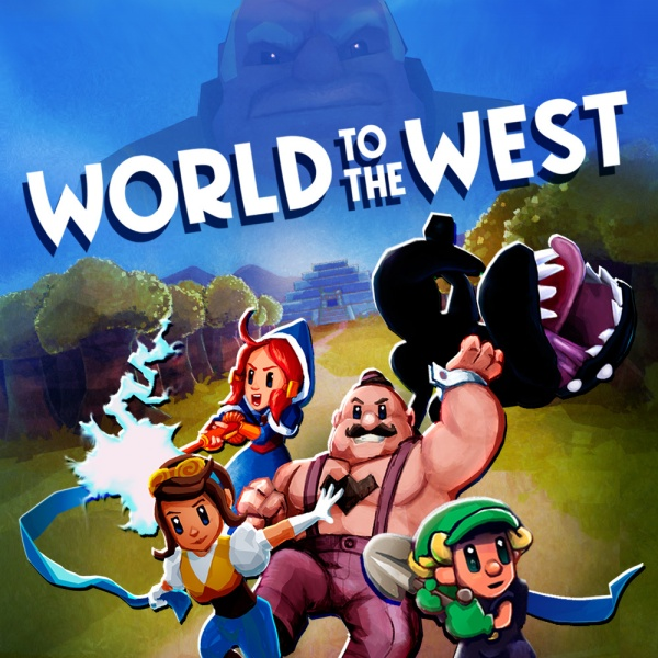 World to the West, Covermotiv/Artwork
