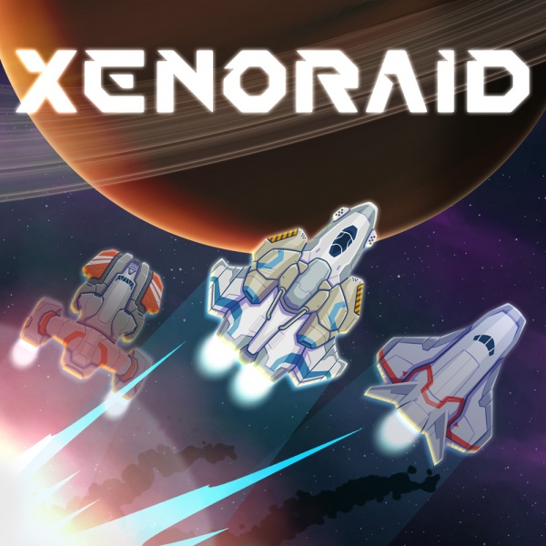 Xenoraid, Covermotiv