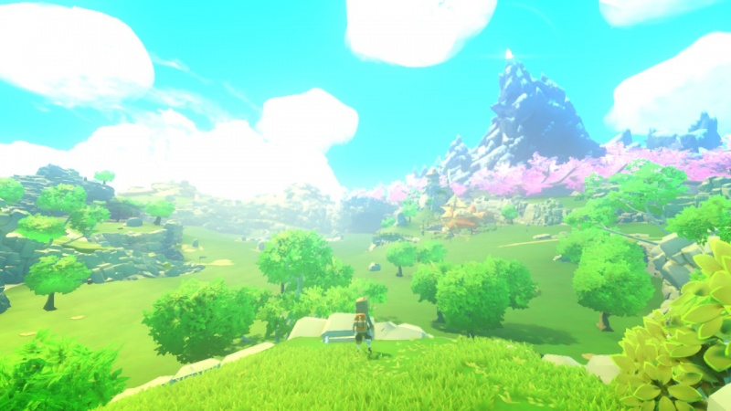 Yonder: The Cloud Catcher Chronicles, Screenshot #1