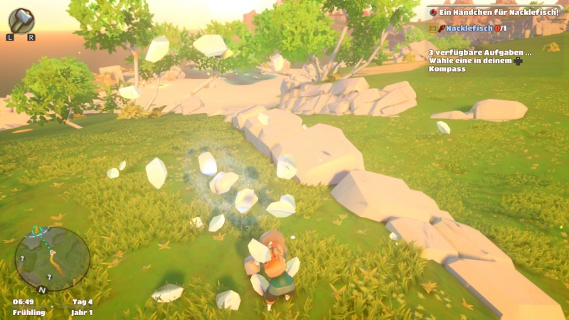 Yonder: The Cloud Catcher Chronicles, Screenshot #6