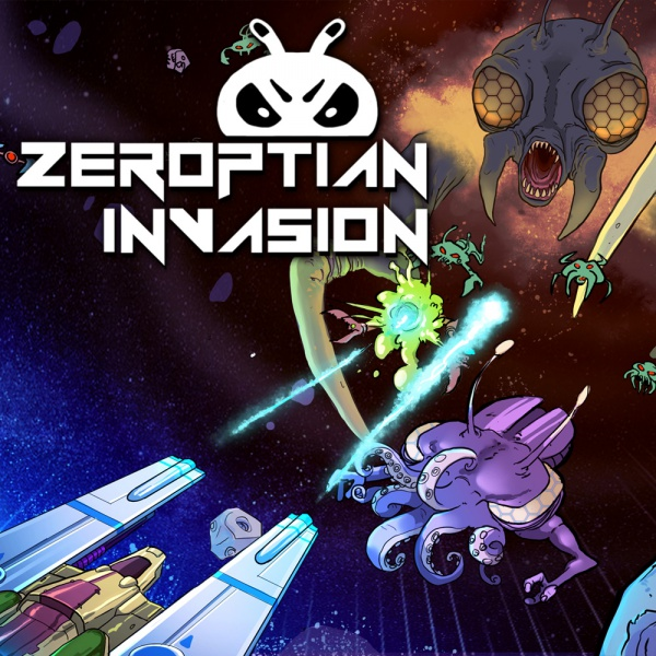 Zeroptian Invasion, Covermotiv/Artwork
