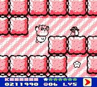 Kirby's Dream Land 2, Screenshot #9