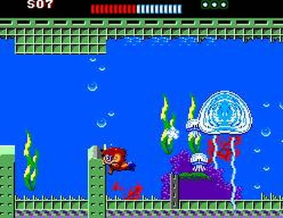 Alex Kidd: The Lost Stars, Screenshot #4