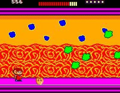 Alex Kidd: The Lost Stars, Screenshot #5