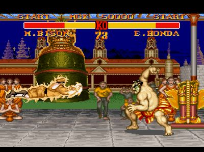 Street Fighter II Turbo: Hyper Fighting, Screenshot #3