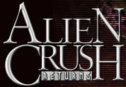 Alien Crush Returns, Covermotiv