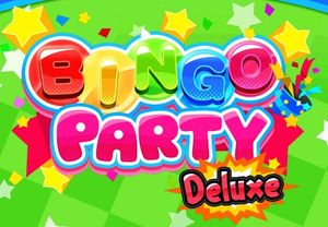BINGO PARTY Deluxe, Covermotiv