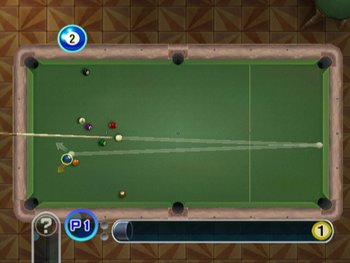 CueSports: Snooker vs Billiards, Screenshot #1