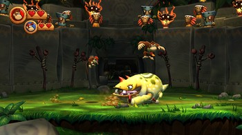 Donkey Kong Country Returns, Screenshot #3