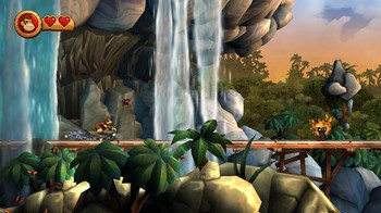 Donkey Kong Country Returns, Screenshot #6
