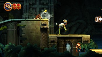 Donkey Kong Country Returns, Screenshot #7