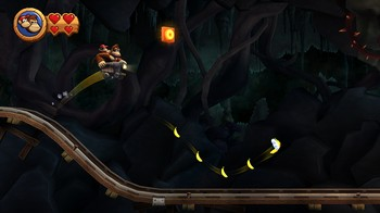Donkey Kong Country Returns, Screenshot #8