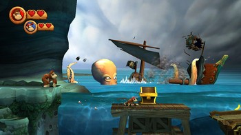 Donkey Kong Country Returns, Screenshot #9