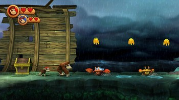 Donkey Kong Country Returns, Screenshot #11