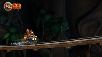 Donkey Kong Country Returns, Screenshot #12