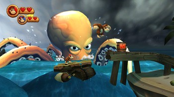 Donkey Kong Country Returns, Screenshot #13
