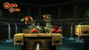 Donkey Kong Country Returns, Screenshot #14