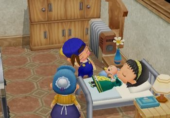 Harvest Moon: Magical Melody, Screenshot #5