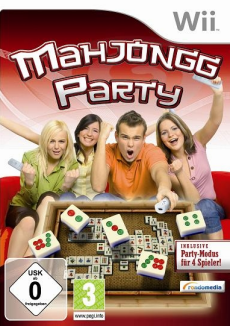 Mahjongg Party, Covermotiv