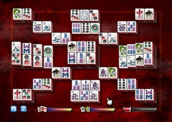 Mahjongg Party, Screenshot #3