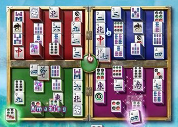 Mahjongg Party, Screenshot #4