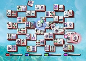 Mahjongg Party, Screenshot #6