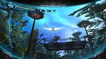 Metroid: Other M, Screenshot #2