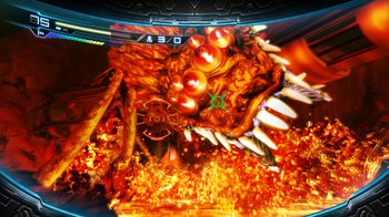 Metroid: Other M, Screenshot #3