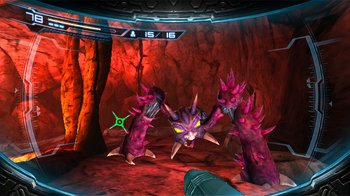 Metroid: Other M, Screenshot #4