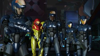 Metroid: Other M, Screenshot #8