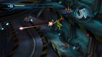 Metroid: Other M, Screenshot #10