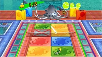New Play Control! Mario Power Tennis, Screenshot #1