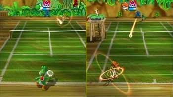New Play Control! Mario Power Tennis, Screenshot #2
