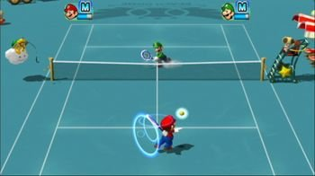 New Play Control! Mario Power Tennis, Screenshot #3