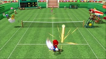 New Play Control! Mario Power Tennis, Screenshot #4