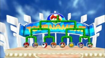 New Play Control! Mario Power Tennis, Screenshot #5