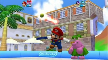 New Play Control! Mario Power Tennis, Screenshot #8