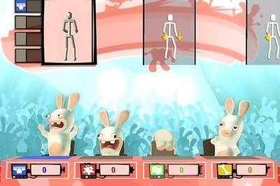 Raving Rabbids: Party Collection, Screenshot #5