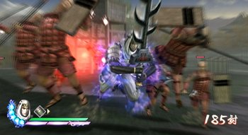 Samurai Warriors 3, Screenshot #10