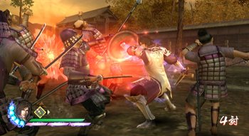 Samurai Warriors 3, Screenshot #15