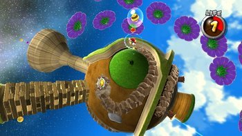 Super Mario Galaxy, Screenshot #7